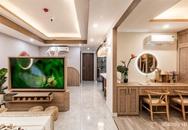 """Căn hộ 75m² """"ghi điểm"""" với thiết kế phong cách Nhật tinh tế có chi phí hoàn thiện 400 triệu đồng ở Sài Gòn"""