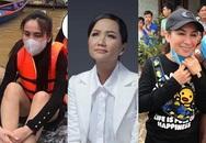 Thuyền lật, xe bị ném đá cũng không sợ, nhưng sao Việt bật khóc khi gặp điều này khi cứu trợ miền Trung