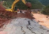 Nhiều địa phương ở Quảng Bình lại bị chia cắt vì mưa lớn