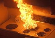Cháy bếp ăn ở Hải Dương, một người đàn ông tử vong