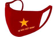 Niềm tự hào Việt Nam và chiếc khẩu trang in hình cờ đỏ sao vàng