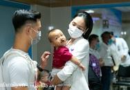 """Xúc động câu nói nhắn gửi em bé hở hàm ếch trước giờ phẫu thuật: """"Cố lên con, con sắp được mỉm cười rồi!"""""""