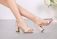 Đi giày cao gót, mặc váy bó làm giãn tĩnh mạch