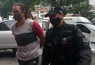 Thuê ngực phụ nữ để buôn ma túy