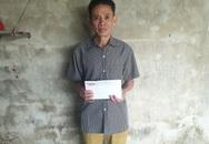 Báo Gia đình và Xã hội trao quà bạn đọc đến chàng trai nghèo bị tai nạn nguy kịch
