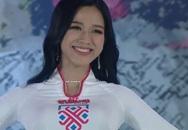 Nhan sắc mộc mạc và nụ cười hút hồn của Tân Hoa hậu Việt Nam 2020
