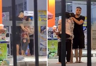 Lời kể nhân chứng vụ đối tượng khống chế 3 người ở cửa hàng sữa: Lấy dao từ quán phở khiến khách ăn bỏ chạy