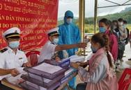 Thừa Thiên – Huế tiếp nhận cách ly 51 học sinh Lào sang học tập