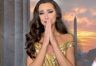 Tân Hoa hậu Trái Đất 2020 Lindsey Coffey: Hoa hậu đầu tiên không được đeo vương miện khi đăng quang, nữ chính trị gia - luật sư trong tương lai