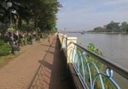 TP HCM: Phát hiện thi thể nam giới trôi trên sông Sài Gòn