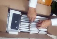 Hà Nội: Bắt giữ lô điện thoại Iphone đời mới nhập lậu trị giá hơn 8 tỷ đồng