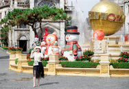 Mùa Giáng sinh 2020 tại Sun World Ba Na Hills sẽ kéo dài đến 31/12