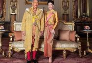 Ảnh bị rò rỉ của Hoàng quý phi Thái Lan