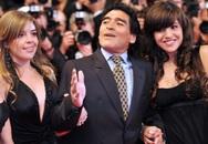 """Con gái """"cậu bé vàng"""" Maradona nộp đơn yêu cầu chia tài sản thừa kế sau cái chết của cha"""