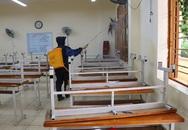 Bộ GD&ĐT: Học sinh có thể đi học trở lại sau khi đã tiêu độc, khử trùng, vệ sinh lớp học