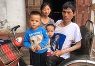 Chồng bị liệt hai chân, vợ bệnh thần kinh, nuôi hai con nhỏ bị bại bão