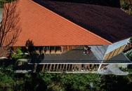 Ngắm sao trong ngôi nhà hình lá sầu riêng ở Đắk Nông