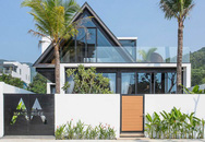 Cặp vợ chồng lớn tuổi xây ngôi nhà hiện đại ngút ngàn dưới chân bán đảo Sơn Trà, Đà Nẵng
