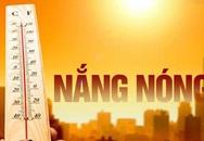 Thông tin về đợt nắng nóng diện rộng đầu tiên ở miền Bắc, lên tới 38 độ C
