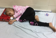 """Người mẹ trẻ đau đớn trước câu nói """"Con chỉ bị cảm sốt thôi!"""" của con gái bị bệnh ung thư hạch"""
