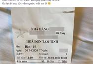 Ăn trưa tại nhà hàng hải sản ở Đà Nẵng, khách giật mình nhìn hóa đơn gần triệu rưỡi bị tính phí 50 nghìn tiền xì dầu, mù tạt khiến nhiều người tranh cãi