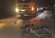 2 thanh niên đi xe máy tử vong sau khi đâm trực diện với xe tải trên QL6