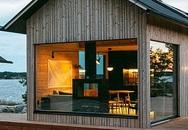 Ngôi nhà nhỏ xíu kiểu cabin mang phong cách Scandinavia đẹp đến nao lòng