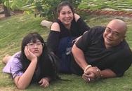 Vợ chồng Hồng Vân - Lê Tuấn Anh vui chơi tại gia trang Vũng Tàu