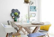 """Những ý tưởng tạo vẻ đẹp """"thời thượng"""" cho phòng ăn bằng bí quyết kết hợp nội thất"""
