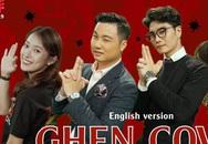 """Ê-kíp IELTS Face-Off tung MV """"Ghen Covy"""" phiên bản tiếng Anh chất lừ"""