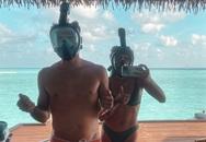 """Vẫn đi tuần trăng mật ở Maldives giữa mùa Covid-19, cặp đôi mới cưới bị mắc kẹt trên """"hòn đảo thiên đường"""" chưa biết ngày về"""