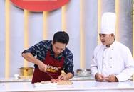 Lê Dương Bảo Lâm bất ngờ với khả năng nấu ăn cực chuyên nghiệp của Lê Nam