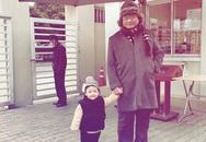 Con trai Dương Tú Anh cực đáng yêu trong ngày đầu đi học nhưng biểu cảm lúc về nhà mới bất ngờ