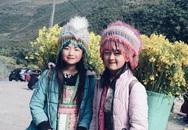 """""""Nữ sinh hoa cải"""" sưởi ấm du khách đến với Hà Giang"""