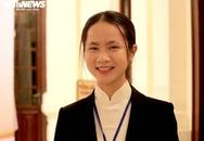 Nữ sinh duy nhất giành huy chương vàng Olympic Hóa học quốc tế 2020