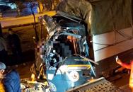 Tai nạn trên QL5: Tài xế ô tô tải tử vong lúc rạng sáng khi va chạm với container