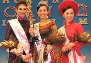 Top 3 Hoa hậu hoàn vũ Việt Nam 2008 sau 13 năm