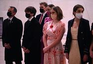 Đại gia đình Biden xem bắn pháo hoa mừng lễ nhậm chức