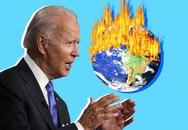 Tổng thống Mỹ Biden sắp công bố chính sách về ứng phó với biến đổi khí hậu