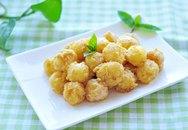 Khoai tây xóc trứng muối lạ miệng cho cả nhà