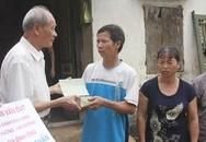 Một người dân tặng ông Nguyễn Thanh Chấn 100 triệu đồng