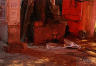 Hà Nội: Bàng hoàng phát hiện xác trẻ sơ sinh đẻ non bị vứt trên hè phố