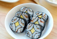 Cách làm sushi độc đáo, ngon miệng