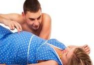 Nên và cấm kỵ 'yêu' khi mang thai
