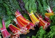 Những phần tốt nhất của rau củ thường bị gọt bỏ