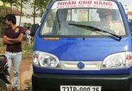 Sợ phạt, lái xe ngăn cản người thi hành công vụ