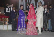 Xem lễ cưới ở gia đình siêu giàu trên thế giới