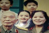 Nghệ sĩ Việt cảm động chia sẻ ảnh và kỷ niệm bên Đại tướng