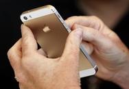 iPhone 5S chính hãng màu vàng sẽ 'cháy' hàng