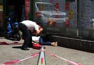 Một phụ nữ bị chém đứt đầu giữa phố